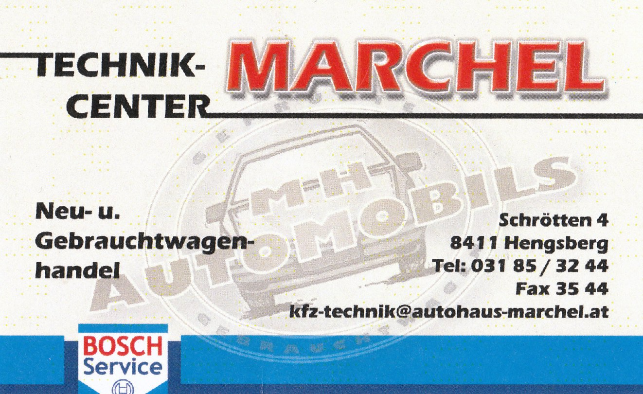 Technik Center Marchel